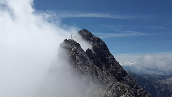 Watzmann Southern Tip, Rock, Berchtesgadener Land