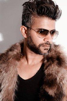 Bezel, Hairstyle, Man, Mode, Clothing, Fashion Store