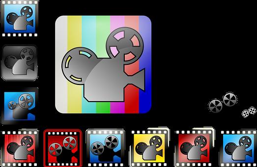 Cinematography, Cinema, Camera, Video Realization, 35mm