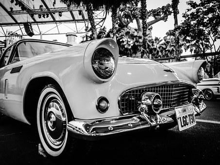 Classic Car, Automobile, Car, Retro, Classic, Vintage