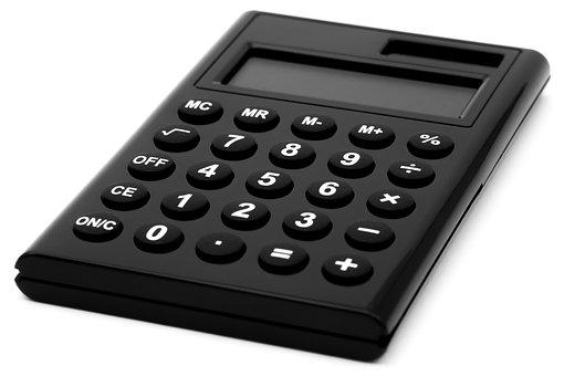 Calculator, Solar Calculator, Count, How To Calculate