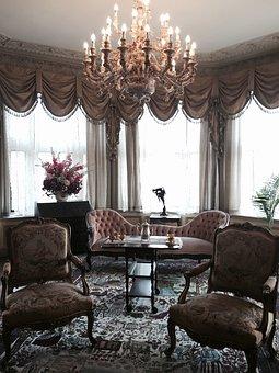 Casa Loma, Toronto, Elegant Design, Inside, Room
