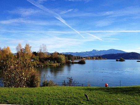 Lake Zurich, Rapperswil, Recovery, Lake, View, Distant