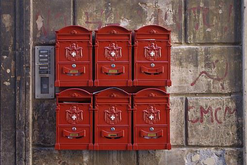 Mailbox, Rome, Newspaper, Italy, Post, Letters, News
