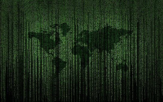 Matrix, Code, Data, Networking, Espionage, Web