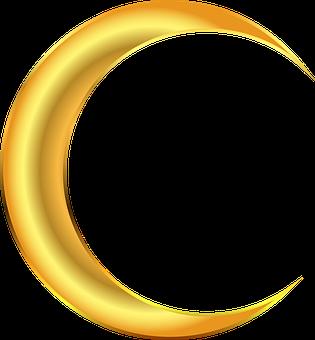 Moon, Night, Half Moon