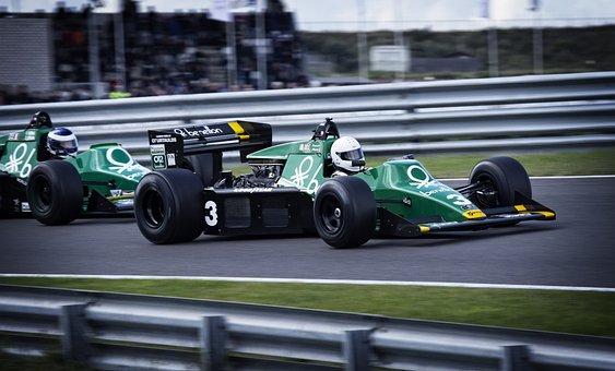 Fast, Speed, Racing, Speedway, Racing Car, Racer