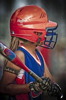 Softball, Girls, Game, Athlete, Sport, Female, Player