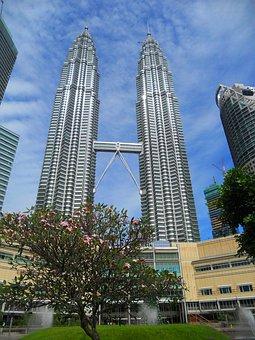 Malaysia, Kuala Lumpur, Petronas, Building