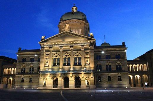 Bundeshaus, Parliament, Demokratie, Government