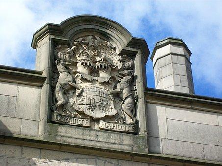 Nottingham, Castle, Coat-of-arms
