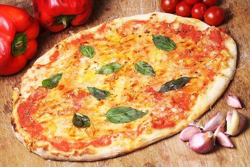 Pizza, Daisy, Neapolitan