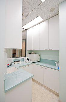 Sterilisation Room, Dentist Office, Dental Office