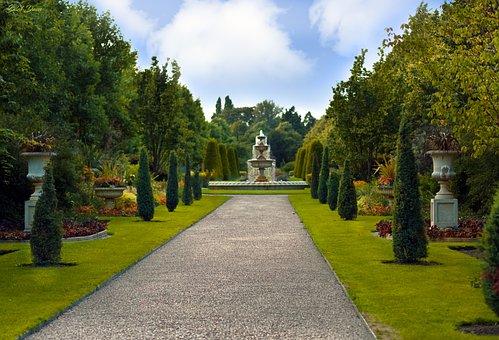Royal Garden, Garden, Regents Park