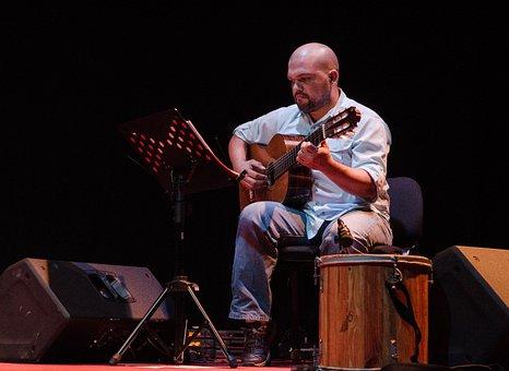 Concert, Guitar, Guiarra Venezuelan