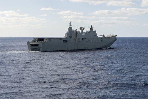 Hmas Canberra Iii L02, Royal Australian Navy, Ran, Ship