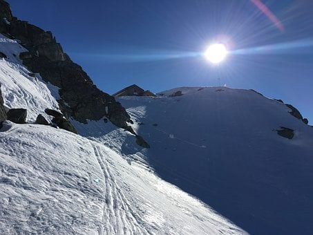 Winter, Ski Touring, Middle Mountain Cabin