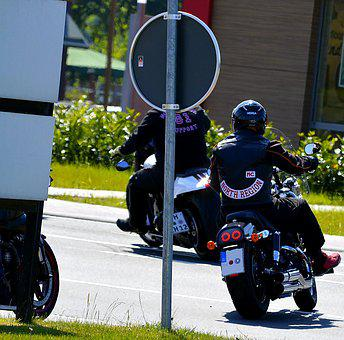 Support 81, Angels, Club, Support, Motorcycle