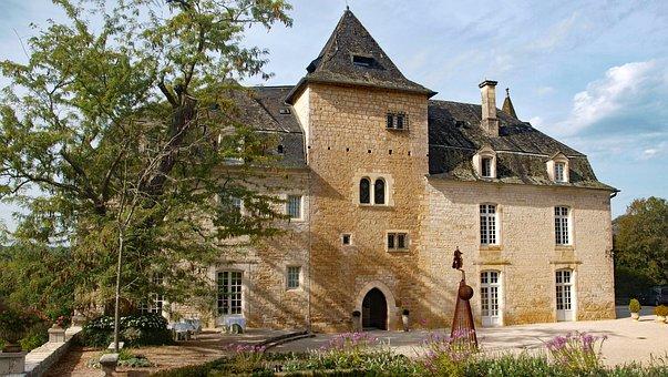 Château De La Treyne, Chateau, Treyne, Dordogne, France