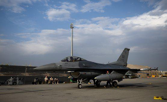 F-16, Usaf, United States Air Force, Fighting Falcon