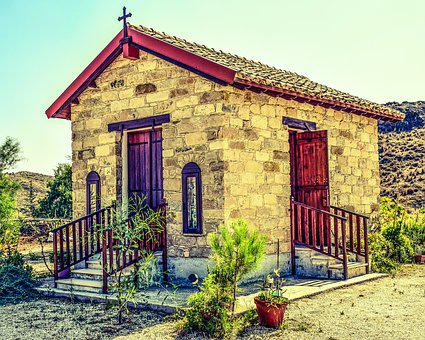 Chapel, Orthodox, Church, Architecture, Religion