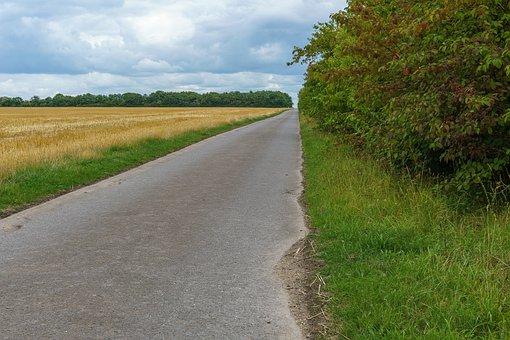 Bicycle Tour, Away, Cycling, Tour, Bike Ride