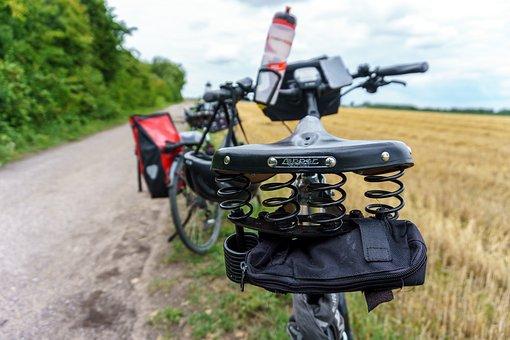 Bicycle Tour, Bike, Nature, Wheel, Cycling, Bicycles