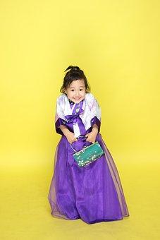 Child, Korea, Yello