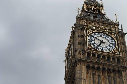 Big Ben, England, London, Ben, Clock, Big, Tower