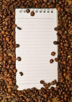Coffee, Notebook, Core, Espresso, Coffee Cup, Book