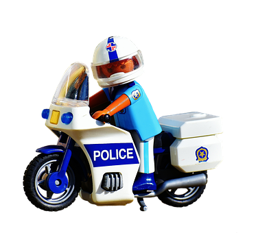 Police, Motorcycle, Cop, Two Wheeled Vehicle, Control