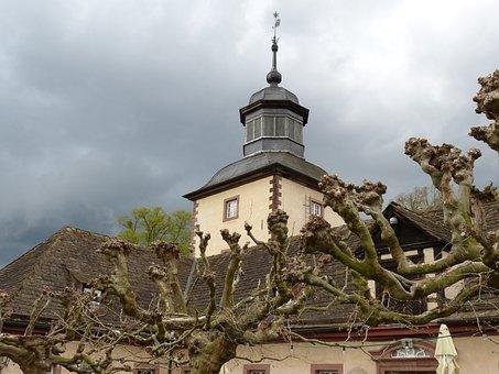 Corvey, Monastery, Historically, Romanesque