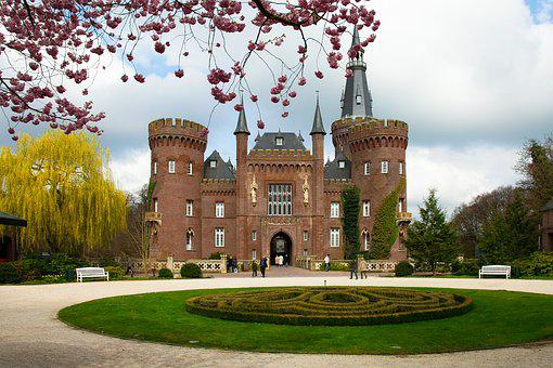 Museum, Castle, Germany, Architecture