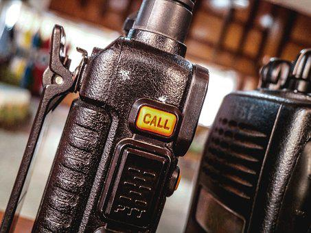 Walkie-talkie, Handheld Transceiver, Ht, Push-to-talk