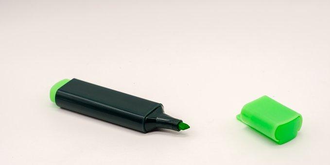 Highlights, Highlighter Pen, Highlighter Mark