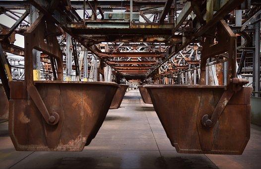 Völklingen, Industry, Steel Mill, Industrial Heritage