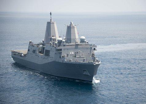 United States Navy, Ship, Vessel, Naval, Platform, Lhd