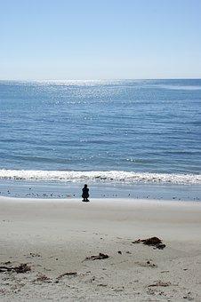 Meditation, Sea, Simplicity