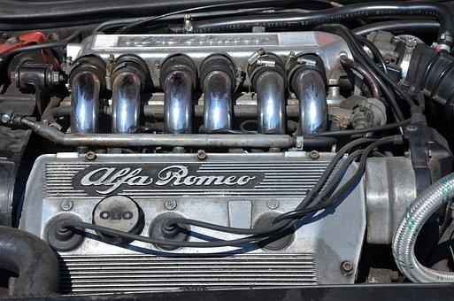 Alpha, Horsepower, Six-cylinder