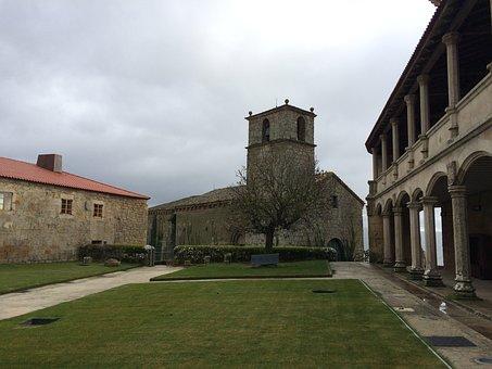 Verin, Parador, Church, Spain