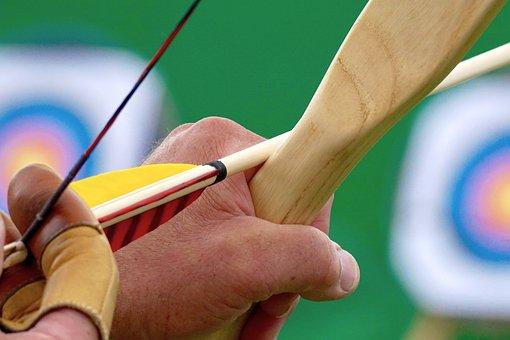Arrow, Arch, Archery, Objectives, Bogensport, Tense