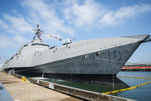 Uss Gabrielle Giffords Lcs 10, Usn, United States Navy