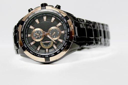 Watch, Time, Luxury, Wristwatch