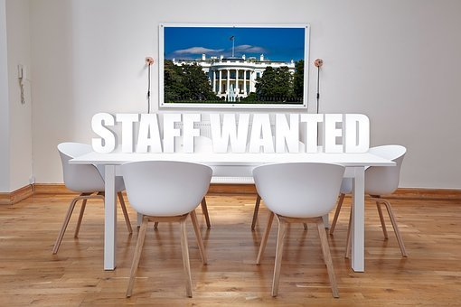 White House, Usa, Staff, Lack Of Staff, Termination