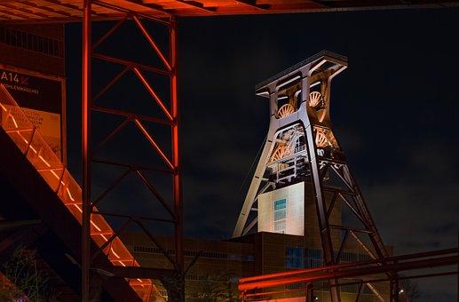Zeche Zollverein, World Heritage, Eat