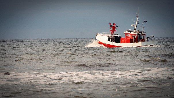 Cutter, Sea, The Baltic Sea, Boat, Ship, Holiday