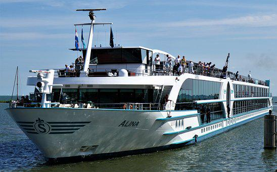 Shipping, Passenger Ship, Excursion Steamer