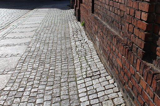 Pavement, Stone, Walkway, City, Pavers, Masonry