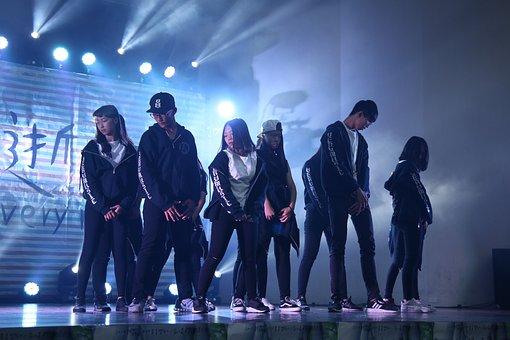 Light, Show, Music Stage, Magic, Concert, Light Show