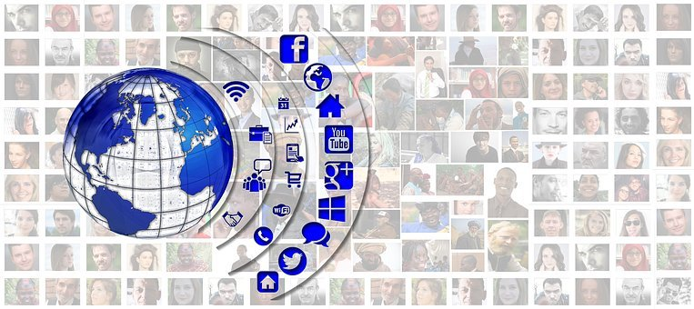 Social Media, Icon, Human, Personal, International